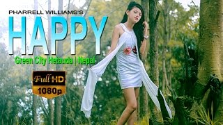 Pharrell Williams - Happy ( Promoting Hetauda | Nepal )