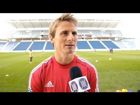 officialfiresoccer - Chirs Rolfe, and Joel Lindpere preview this Saturday's Home Opener vs. the New England Revolution.