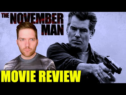 The November Man – Movie Review