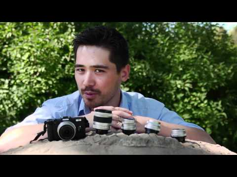 Pentax Q Hands-On – Small Camera with a Big Punch!