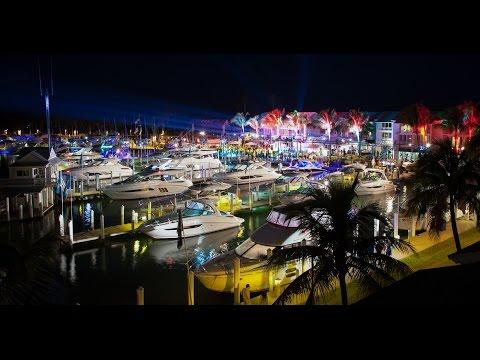 2014 Sea Ray Yacht Expo
