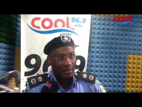 Commissioner of Police Lagos, Fatai Owoseni on Midday Oasis