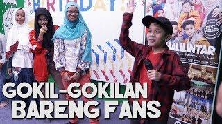 Video Gokil-gokilan Bareng Fans MP3, 3GP, MP4, WEBM, AVI, FLV April 2019