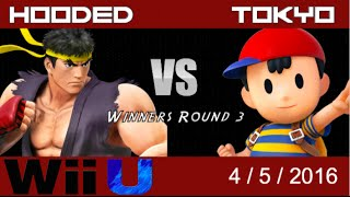Tokyo Vs. Hooded – Tournament set I think people will like
