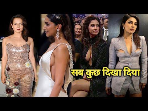 इन 8 बॉलीवुड हीरोइन ने ऐसे कपड़े पहनकर अपना सब कुछ दिखा दिया, बेच खाई शर्म Actress Transparent Dress