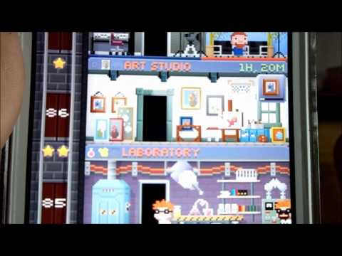 Tiny Tower - ஜ۩ ○ Read this!○ ۩ஜ▭▭▭▭▭▭▭○ NEW gaming channel: beautyru5hgaming I am playing on my iphone 4s This is a video on how to maximize your tower's efficienc...