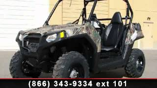 1. 2014 Polaris RZR 800 Polaris Pursuit Camo - RideNow Powersp