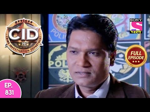 CID - Full Episode 831 - 23rd  November, 2018