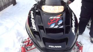 1. 2002 Polaris SuperSport 550