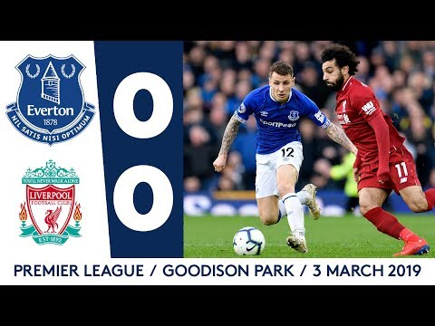 CHANCES AT BOTH ENDS! | MERSEYSIDE DERBY HIGHLIGHTS: EVERTON 0-0 LIVERPOOL
