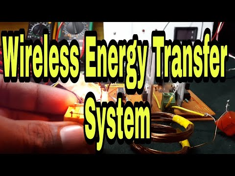 Diy Wireless Energy Transfer Circuit.