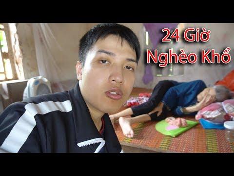 NTN - Thử Thách 24 Giờ Sống Nghèo Khổ ( Living with the poor 24 hours ) - Thời lượng: 22 phút.