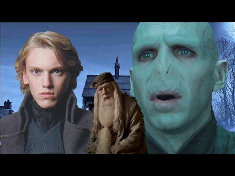 What If Voldemort Fought Gellert Grindelwald?