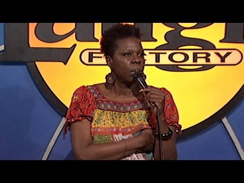 Leslie Jones - I Heart White People
