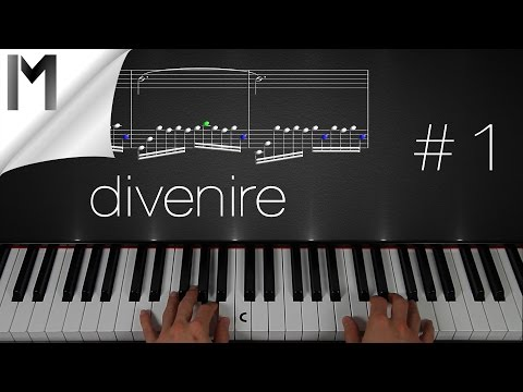 Divenire ~ Piano Tutorial ~ Part 1/3 | Ludovico Einaudi