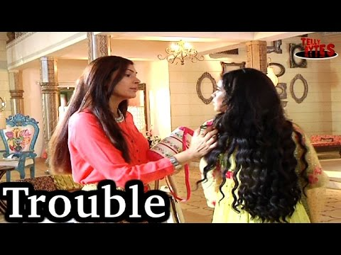 Trouble time between Naina and Meghna in Swabhimaa