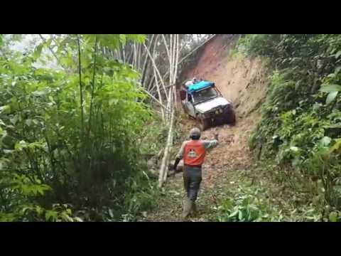 Tim Survey West Sumatera Adventure Off Road 2017