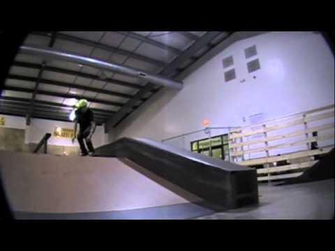 Just Ride Solution Muncie Skate Park Montage
