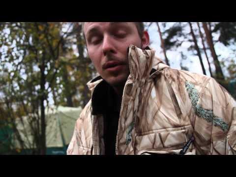 Куртка для охоты и туризма Nova Tour «Гриф». Видеообзор.