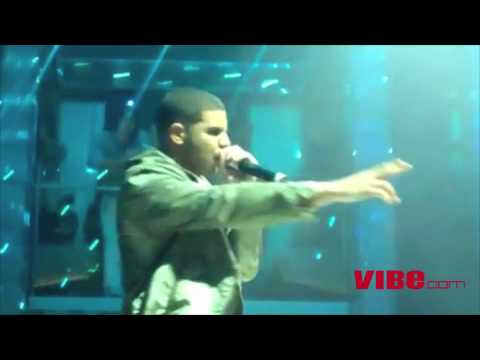 VIBE TV: Drake - I'm Going In @ AXE Lounge Super Bowl Weekend
