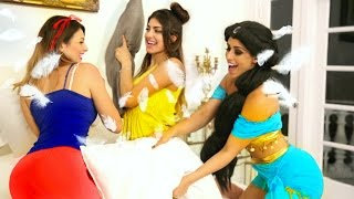 Disney Princess Slumber Party by RCLBeauty101
