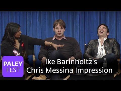 The Mindy Project - Ike Barinholtz's Chris Messina Impression