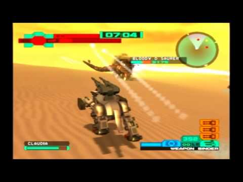 Zoids: Battle Legends [Empire Story 04]- Bloody Death Saurer