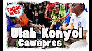 Video Ulah Konyol Rambut Petai Sandiaga MP3, 3GP, MP4, WEBM, AVI, FLV Oktober 2018