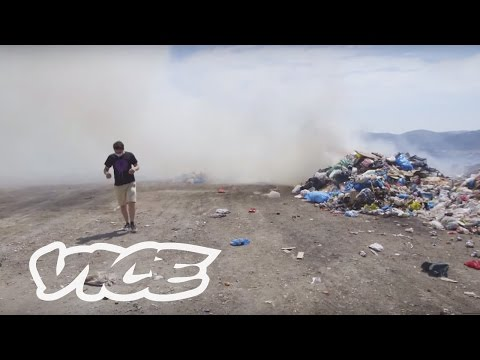 Doc - The Trash Volcano of Kalymnos