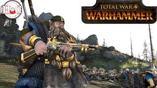 Dawi Artillery Core - Total War Warhammer Online Battle 343
