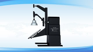 LM-79 Moving Detector Goniophotometer (Mirror Type C) youtube video