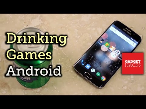 Get Your Party Started With These Android Drinking Games