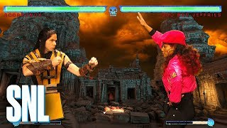 Video Tournament Fighter - SNL MP3, 3GP, MP4, WEBM, AVI, FLV Maret 2018