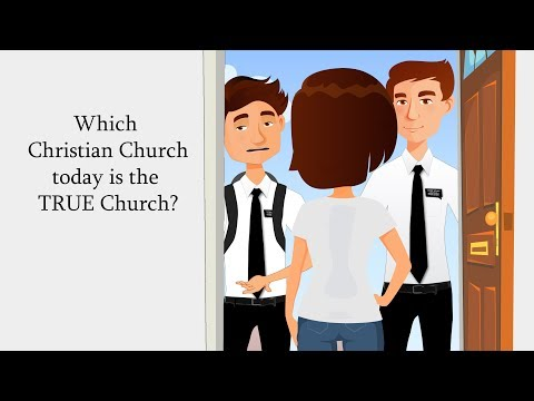 Which Church Is The True Church? - Talking To Mormons