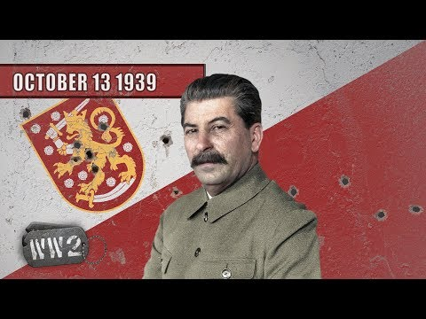The Baltic In Stalin's Squeeze - Ww2 - 007 13 October 1939