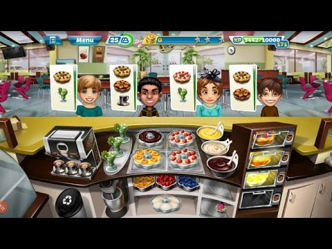 Cooking Fever - Bakery [Level 40]