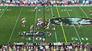 Jordan Reed vs Florida State (2012)