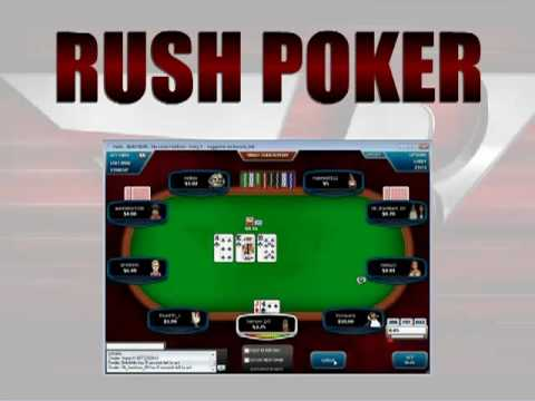 Rush Poker Strategy – 7 Tips For Winning At Rush Poker
