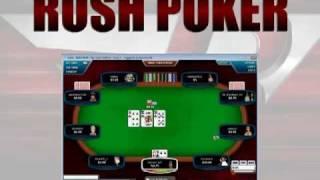 Rush Poker Strategy - 7 Tips For Winning At Rush Poker
