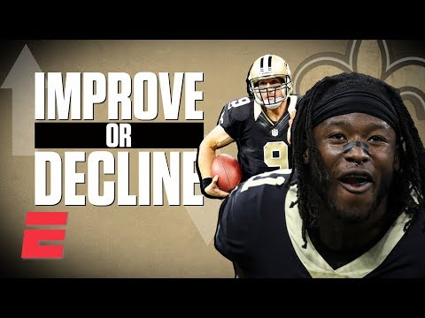 Video: The Saints are primed to regress unless Drew Brees can defy his age | 2019 NFL Preview