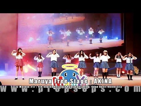 Maruya #17 | Maruya Free Stage : AKINA