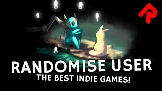 "Daily videos of the coolest, weirdest and most original indie games!► Subscribe here: http://bit.ly/RandomiseUser► Patreon exclusive videos: https://www.patreon.com/randomiseuserGAMES IN TRAILER:Rain World: https://www.youtube.com/watch?v=fQQZc9Afolk&list=PLLvo6-XrH1fmiwoAZLGIv0_jLTvc1jLRM&index=1Party Hard 2: https://www.youtube.com/watch?v=I1FVxbVqSmAAdventure Craft: https://www.youtube.com/watch?v=Cx-obHvHiB4&index=1&list=PLLvo6-XrH1flRR4GxoLIqZqU5_RW3j6woTokyo 42: https://www.youtube.com/watch?v=JAQ4pjq3tkIKova: https://www.youtube.com/watch?v=IaizTucIun8Rogue Island: https://www.youtube.com/watch?v=GhUmO1h0YKMCommunity INC: https://www.youtube.com/watch?v=8oimQwGMaRs7 Days to Die: https://www.youtube.com/watch?v=3FrDFk7FVeo&index=1&list=PLLvo6-XrH1fnWifGM9WB0GgOgrf3og2ToLudum Dare 38: https://www.youtube.com/watch?v=K5XwV8Xh1aA&index=1&list=PLLvo6-XrH1flxcL0igboYpUHEpKMx_eIZThe Long Dark: https://www.youtube.com/playlist?list=PLLvo6-XrH1fkpUVyYS7F_93yTJiqO215tCaveblazers: https://www.youtube.com/watch?v=j2MBY1kb1Yo&index=7&list=PLLvo6-XrH1fnvqfQI4mhyXJu5Y7hcS5vCPhantom Trigger: TBCStarbound: https://www.youtube.com/playlist?list=PLLvo6-XrH1flHOb_x1j6HTr5aWm9_5rRVRimWorld: https://www.youtube.com/playlist?list=PLLvo6-XrH1fnanFBmCMnMMVr3x0_1yqgkOld Man's Journey: https://www.youtube.com/watch?v=OQtrENWjb6YHacktag: https://www.youtube.com/watch?v=9IxRco-XoWsCryptark: https://www.youtube.com/watch?v=g78do1vuy3MPatreon videos: https://www.patreon.com/randomiseuserFeatured music:""In a Heartbeat"", Kevin MacLeod (incompetech.com)Licensed under Creative Commons: By Attribution 3.0http://creativecommons.org/licenses/by/3.0/"