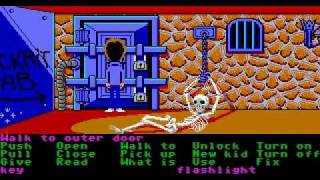 Atari ST: Maniac Mansion - YouTube