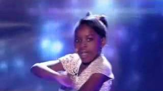 Natalie Okri - Britain's Got Talent - Semi-Final 1