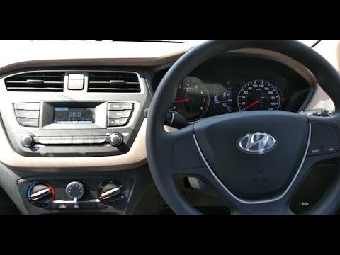 Hyundai Elite I20 Magna 2018 Looks, Interiors, Features, Prices (видео)