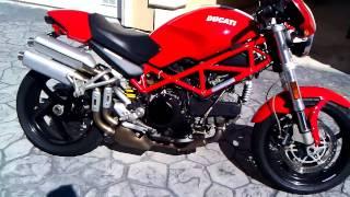 4. 2007 Ducati S2R 800