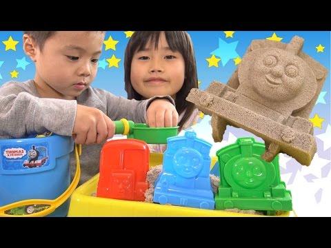 トーマス おもちゃ キネティックサンド 砂遊び Thomas …