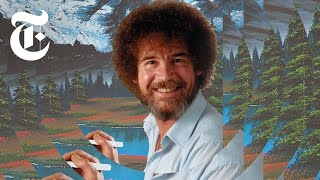 Video Where Are All the Bob Ross Paintings? We Found Them. MP3, 3GP, MP4, WEBM, AVI, FLV Juli 2019