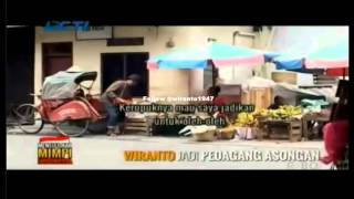 Video Wiranto Nyamar Jadi Pedagang Asongan MP3, 3GP, MP4, WEBM, AVI, FLV April 2017