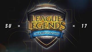 Team Envy vs. Phoenix1 Team Liquid vs. Echo Fox Welcome to the 2017 North American League of Legends Championship...